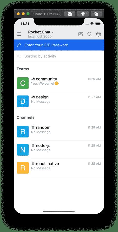 Rocket.Chat Mobile App 4.16.0