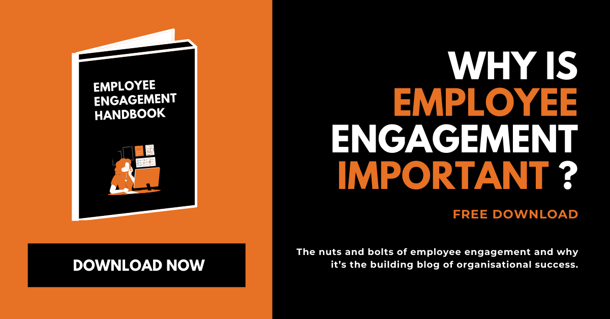 Employee Engagement is important