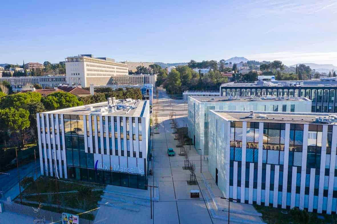AMU - Université d'Aix Marseille image