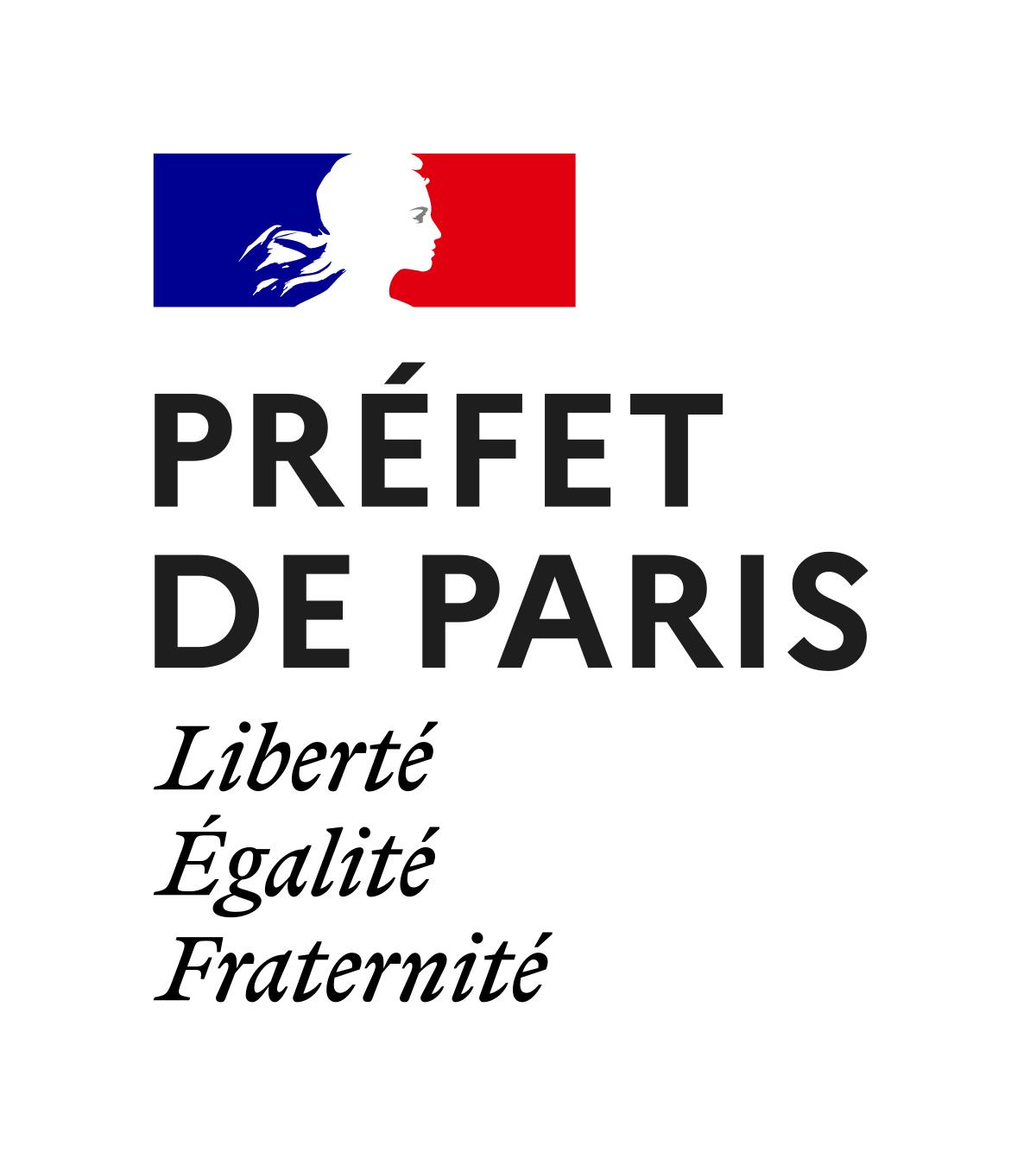 Ville de Paris logo