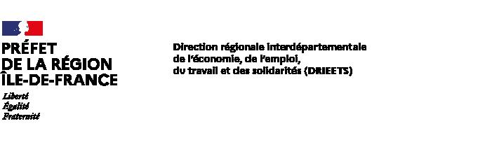 DRIEETS logo