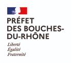 Logo DDETS DES Bouches-du-Rhône