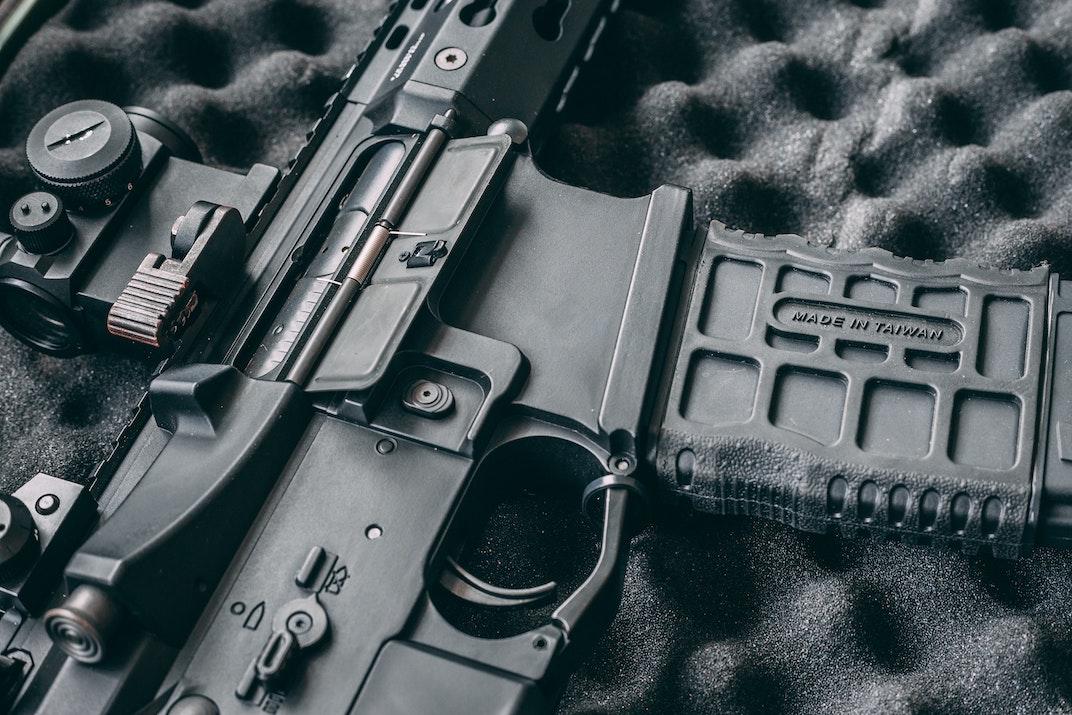 Waffen und Munition für Geschäftskunden und Privatpersonen