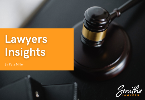 Lawyers Insights by Peta Miller