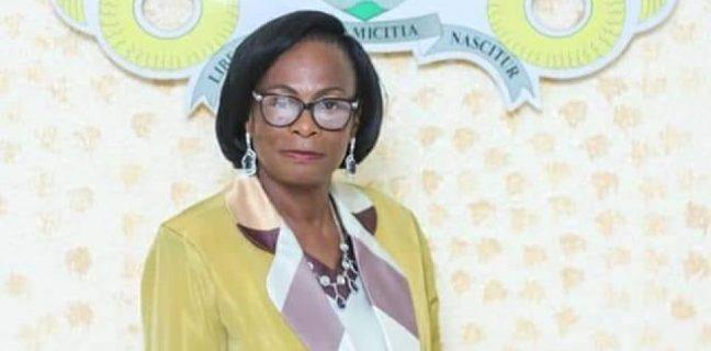 Christine M'ba N'dutume