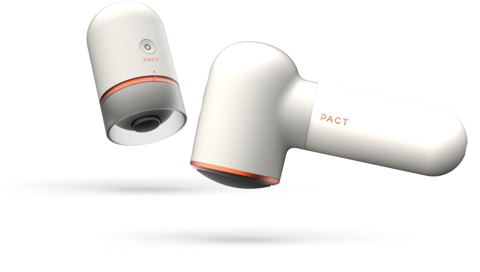 PACT. The world's first full-feedback connectedmassager