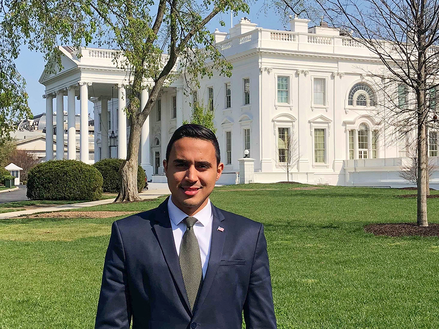 Kinesiology to White House