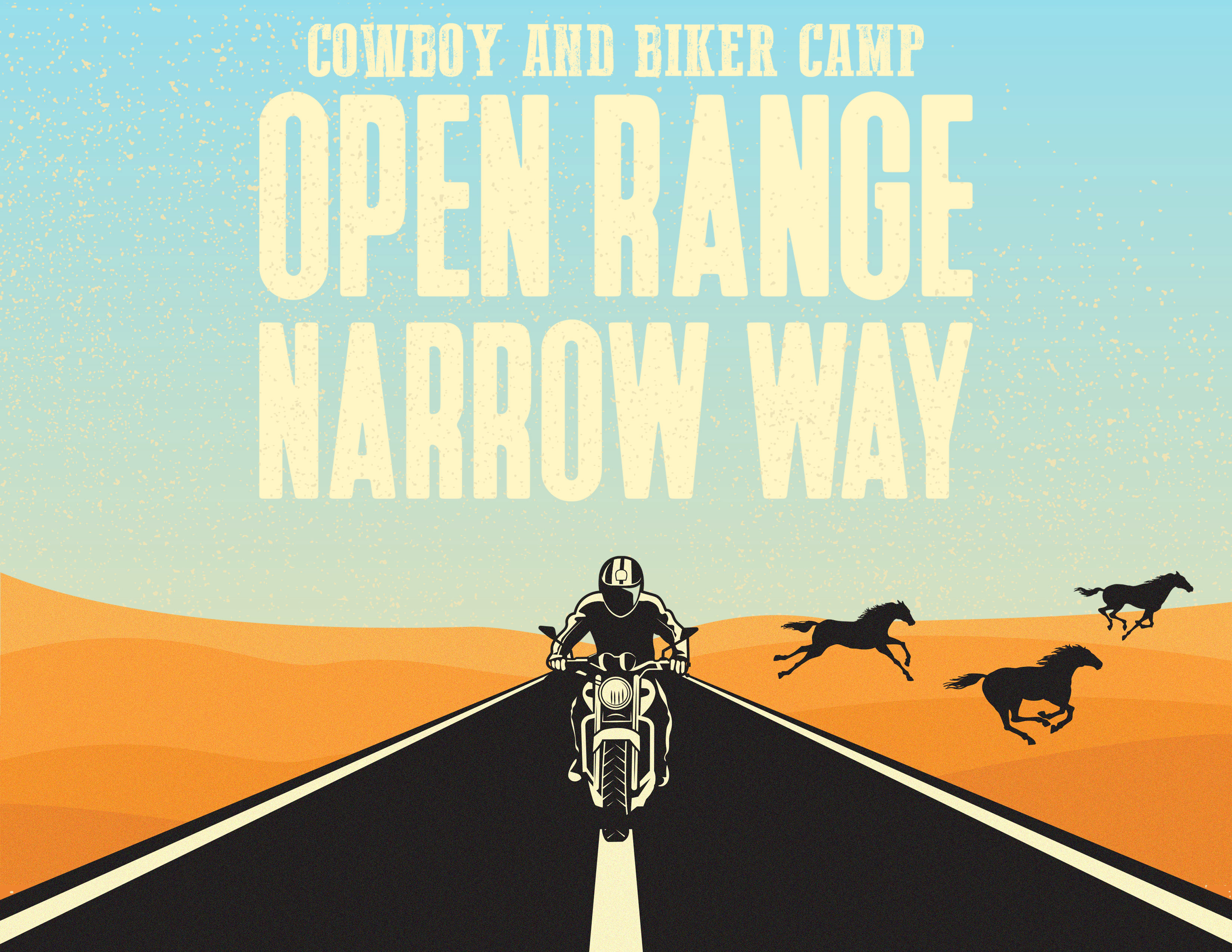 Open Way, Narrow Range