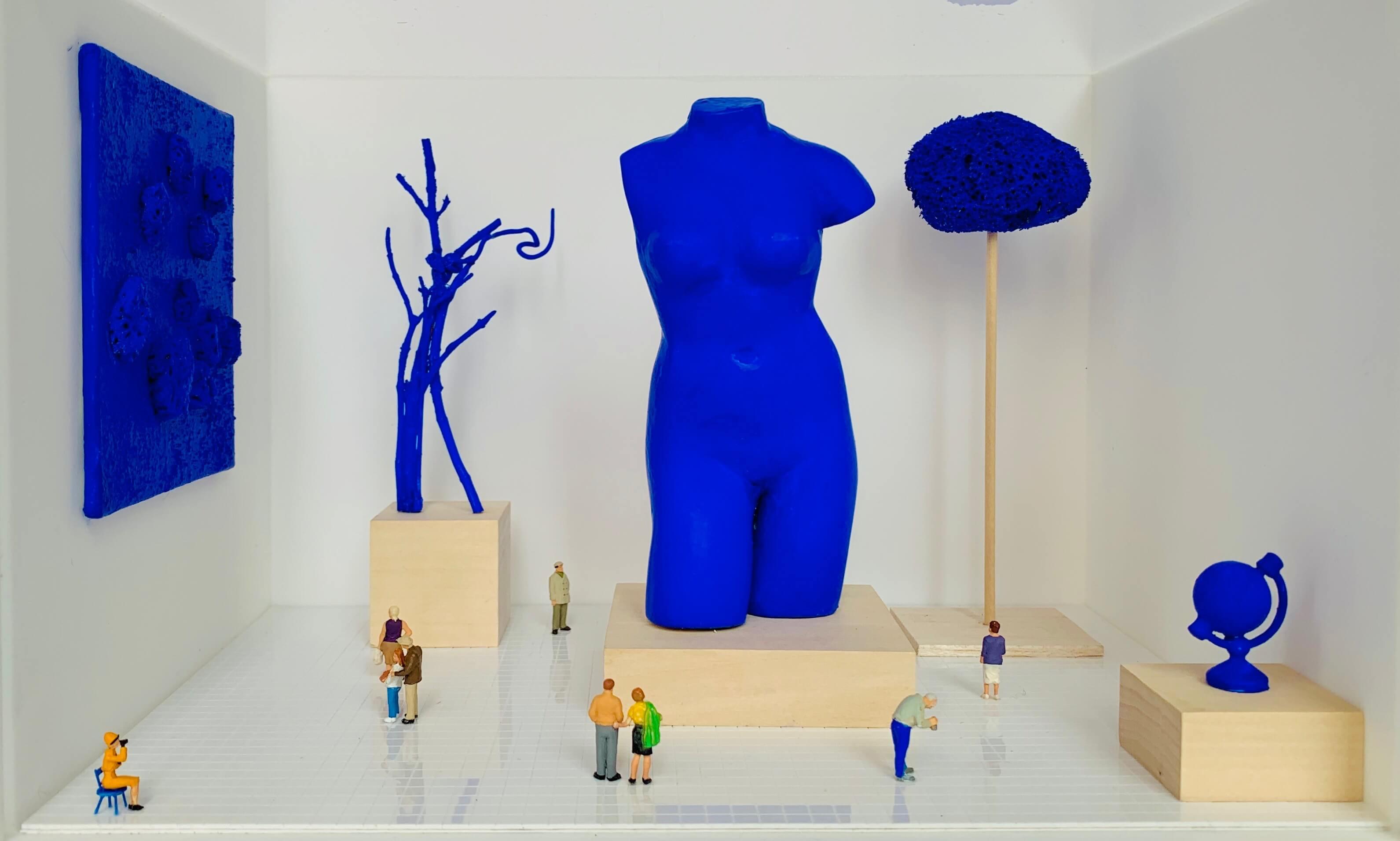Exposition Yves Klein