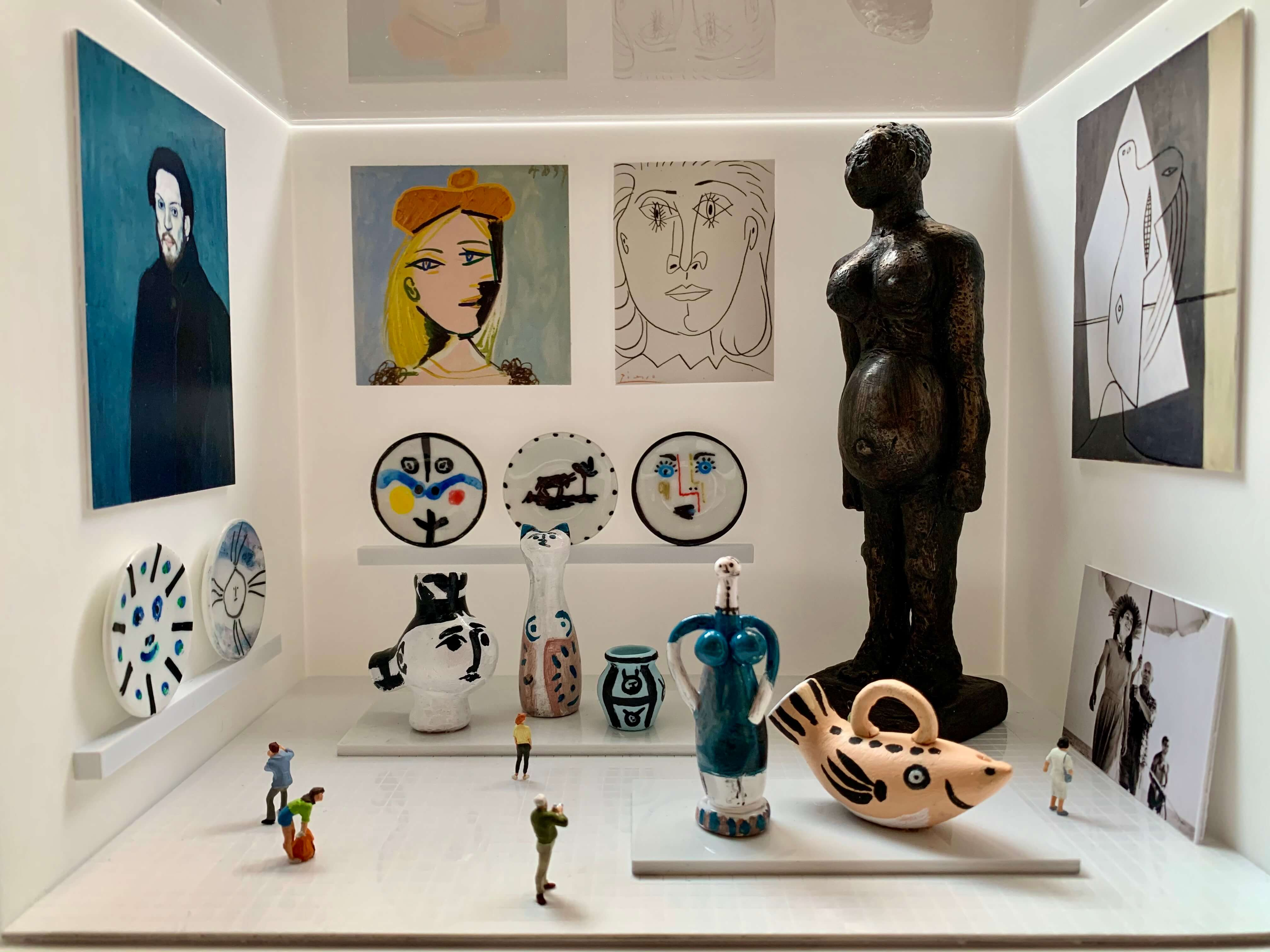 L'exposition Picasso