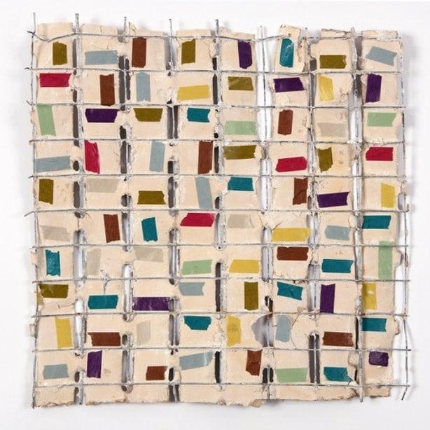 Découvrez à la galerie  le travail de l'artiste Henriëtte Coppes.  L'artiste néerlandaise met un point d'honneur à expérimenter les  matériaux et les techniques dans des  œuvres aux accents minimalistes.   @henriettecoppes  #art #artist #galerieisabellela