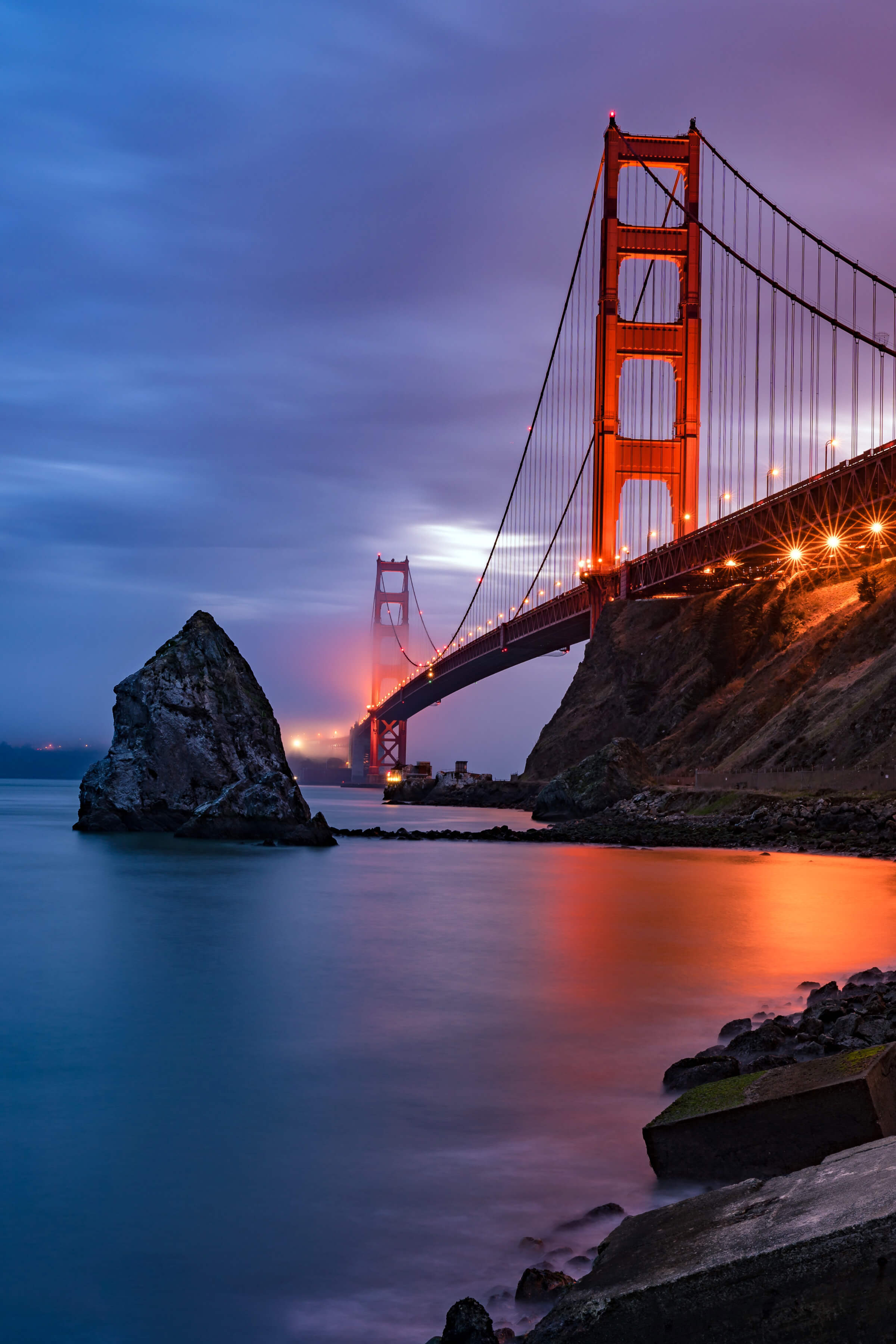Long Bridge Lights