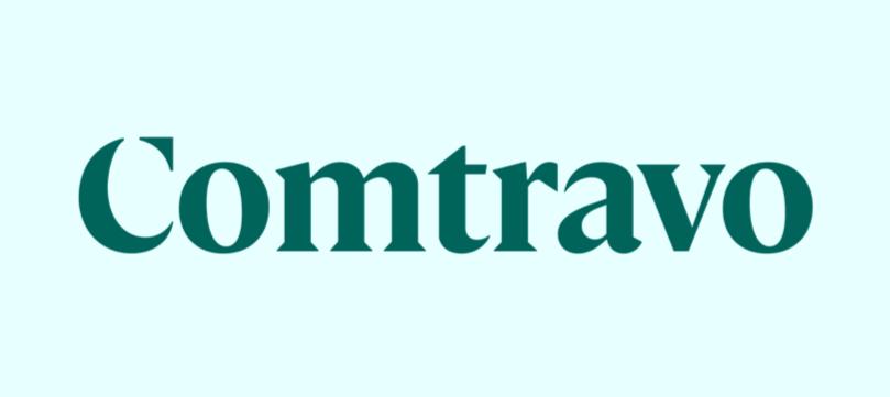 Comtravo Logo Schrifftzug