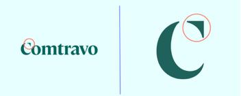 Comtravo Logo Veranschaulichung