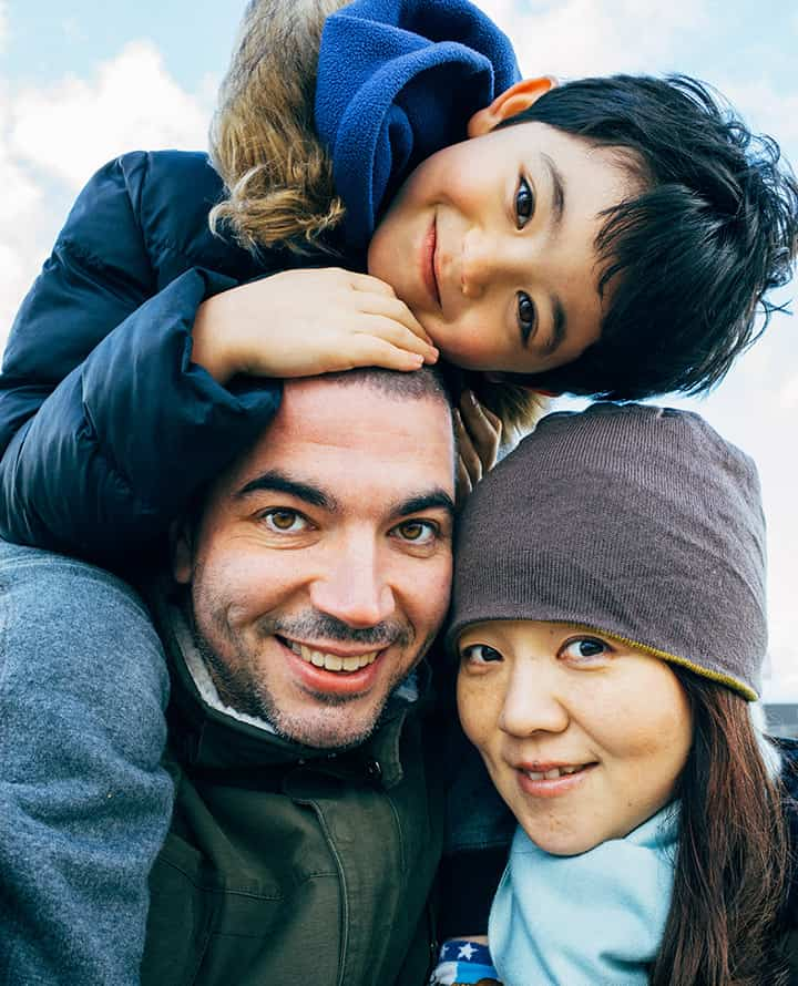 A family image
