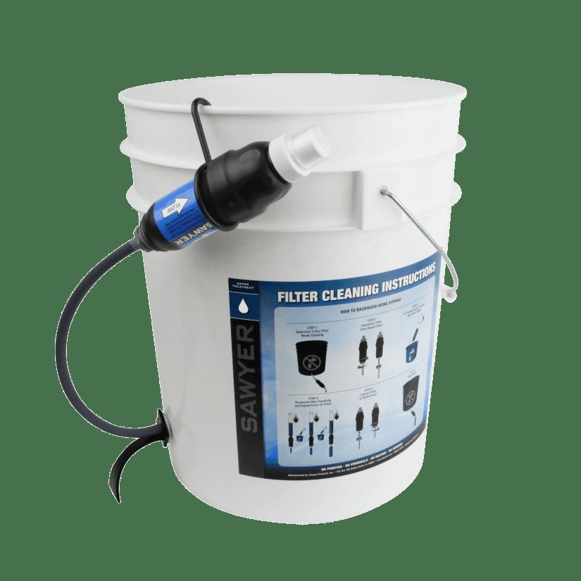 Product image of the Sawyer Bucket Adapter Kits