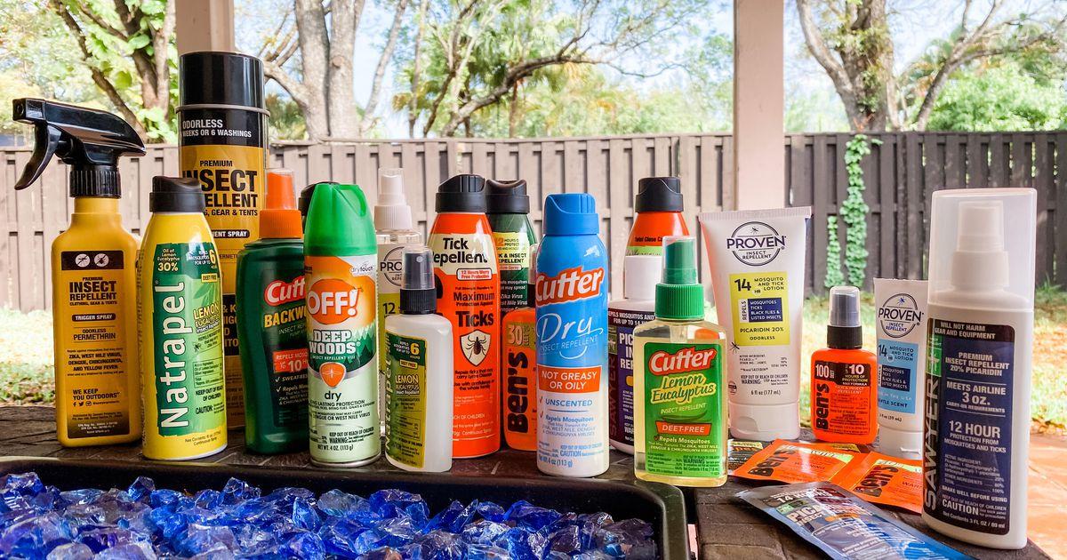 The-best-bug-sprays-in-2021