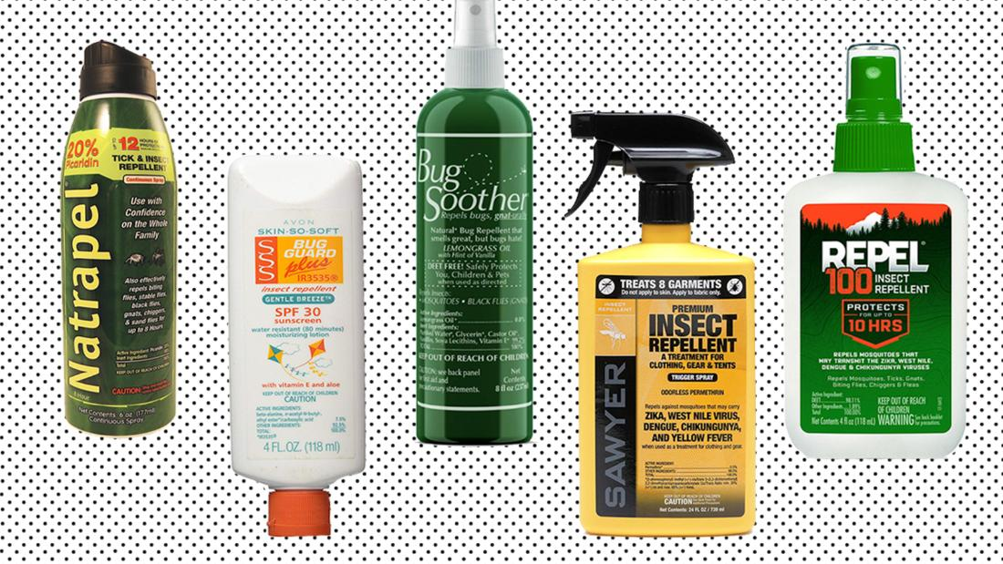 CNN- The best bug repellents, according to Amazon reviews