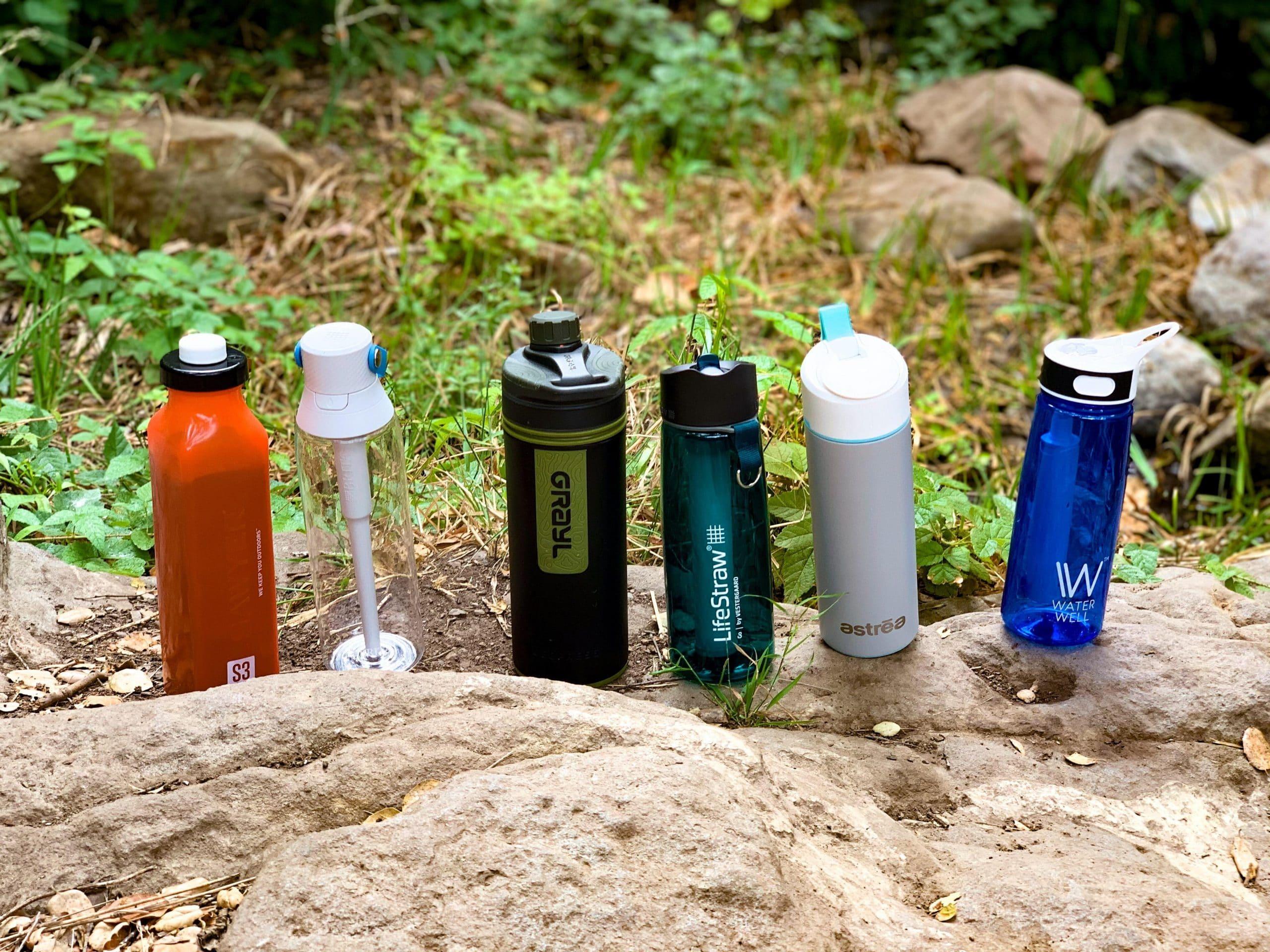 CNET 2020 bottles