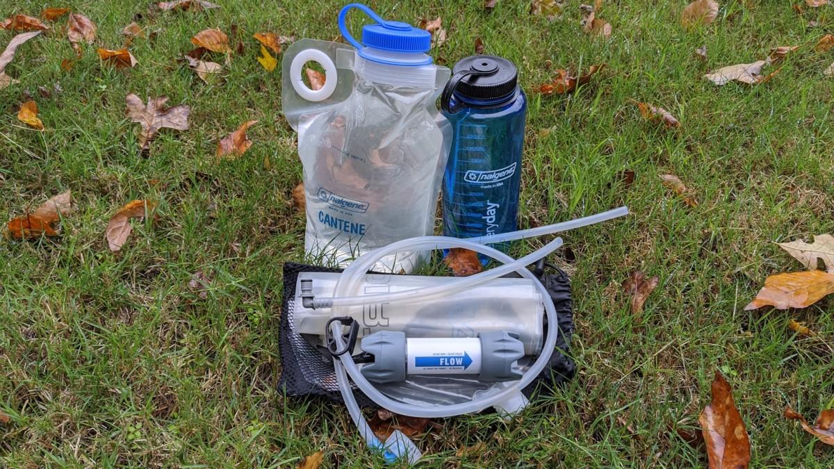 Review Geek 6 Best Backpacking Filters