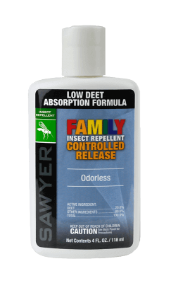 Controlled Release Insect Repellent