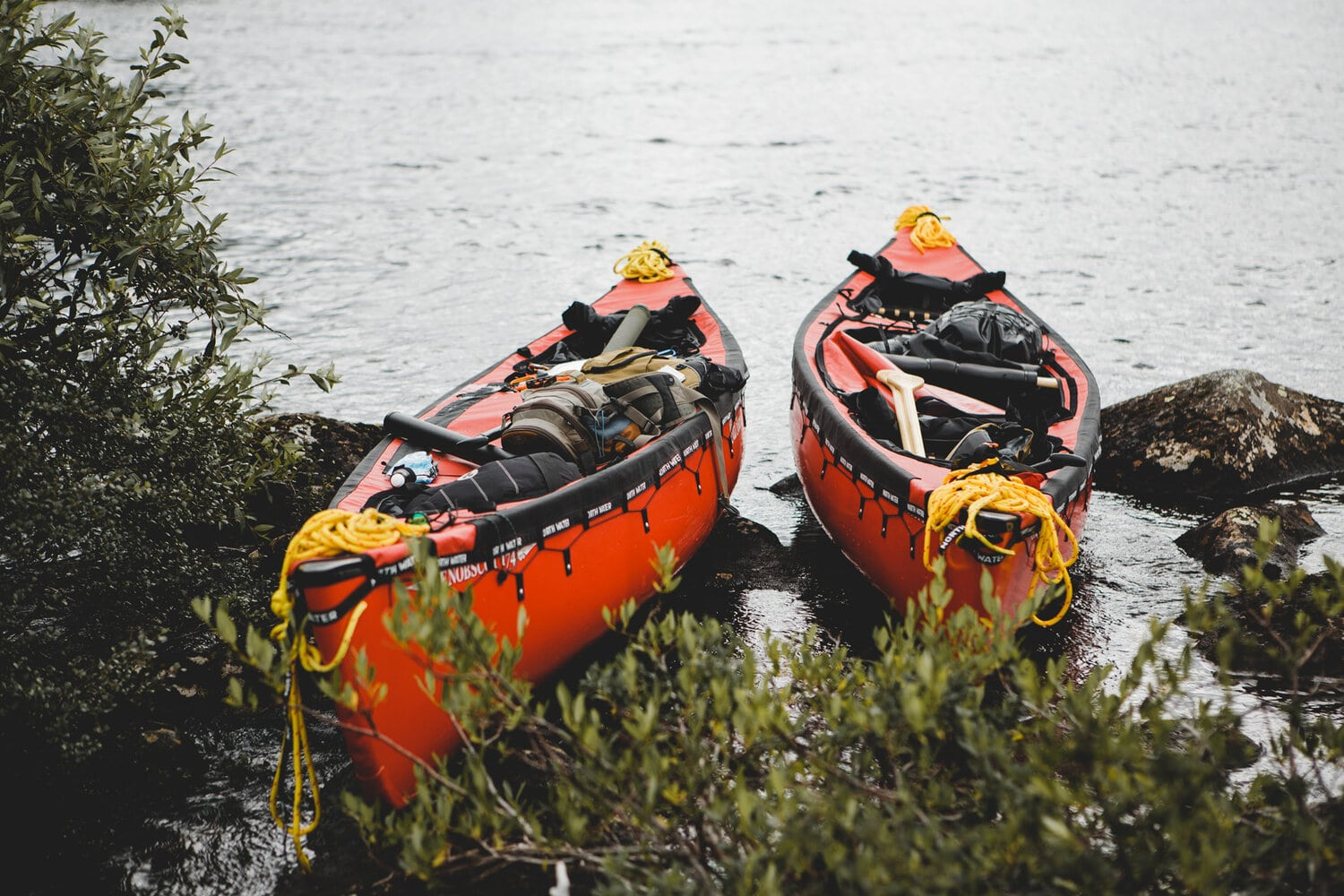 Tight Loops Canoe Tripping Gear Guide exploring_up_river-2