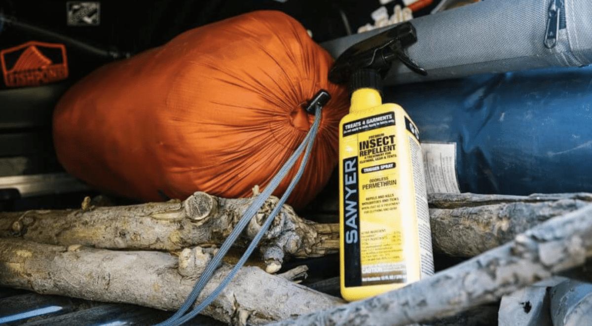 Food Travelist Sawyer-Permethrin-Spray