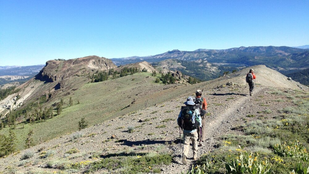 clever hiker a quick guide to thru hiking the PCT