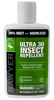 Ultra 30 DEET Insect Repellent