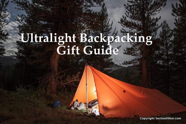 Section Hiker Ultralight-Backpacking-Gift-Guide