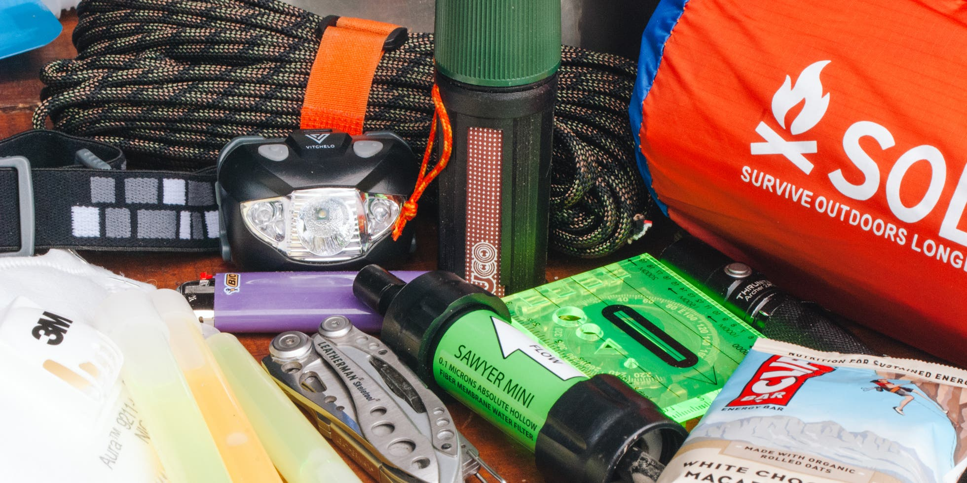 Best Gear for Bug Out Bag