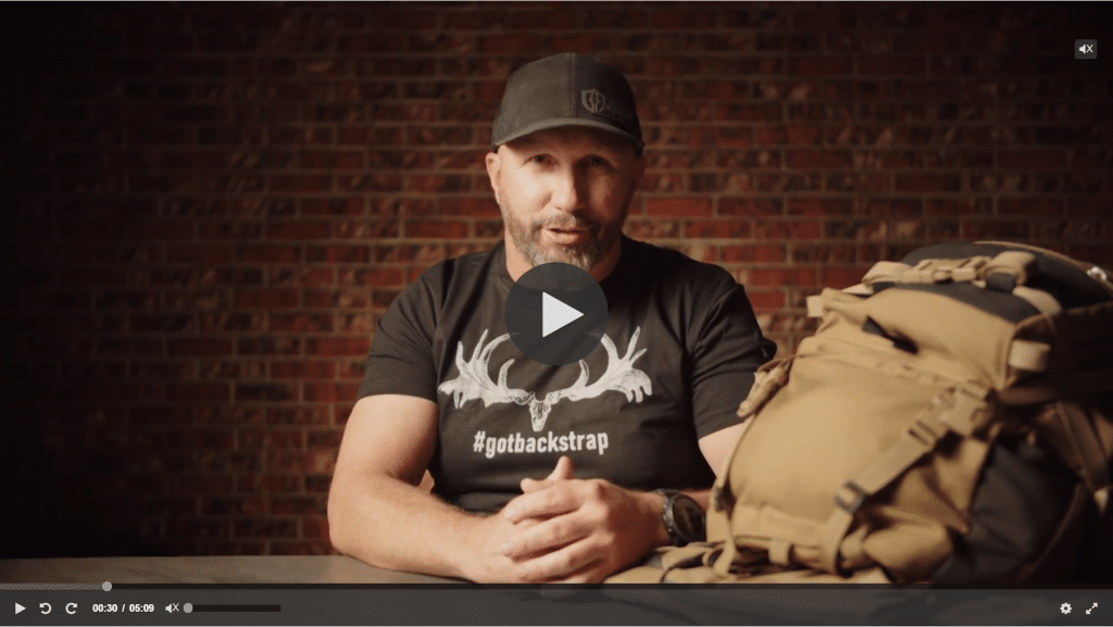 Outdoor Channel: Deer Week Videos What's In Your Pack?