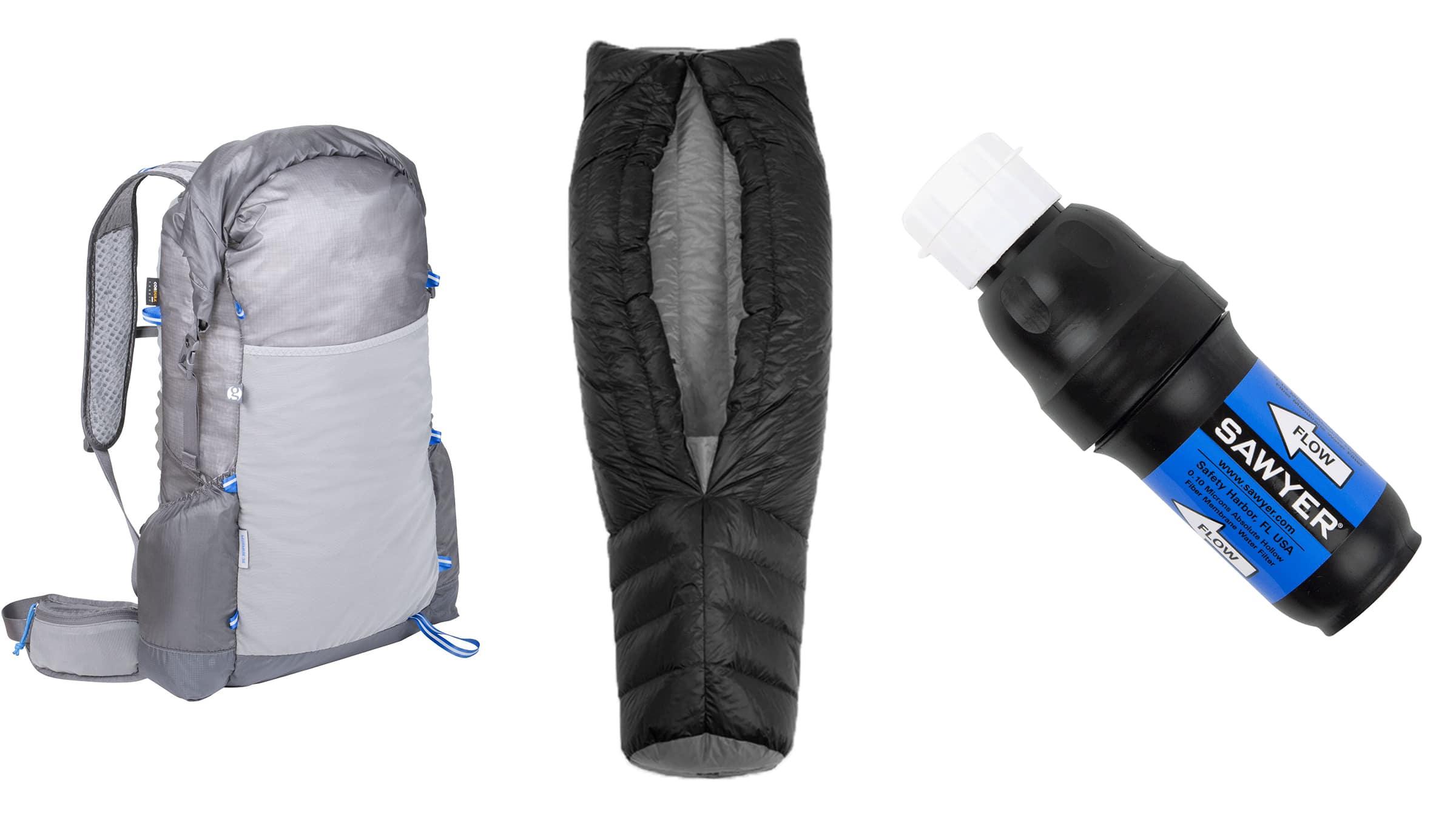 Backpacker Under 550