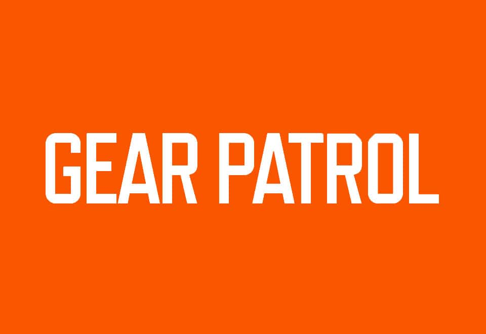 Gear Patrol Logo