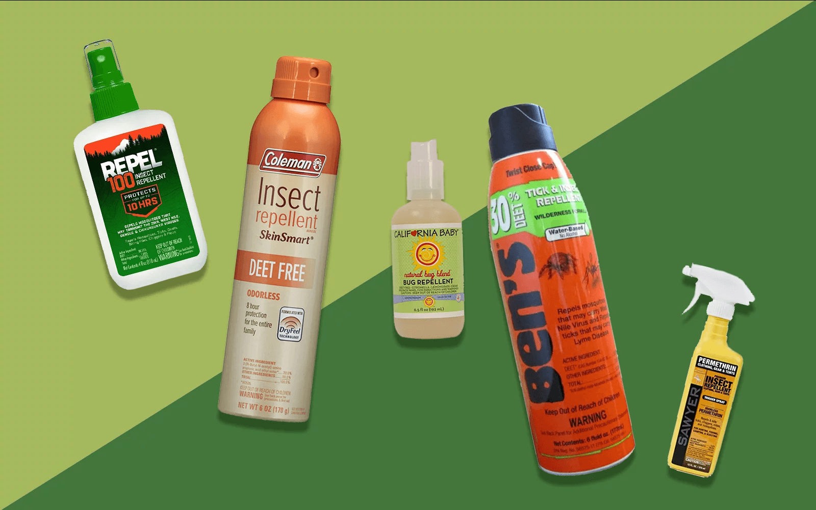 Travel & Leisure The 9 Best Bug Sprays for a Bite-Free Outdoor Adventure