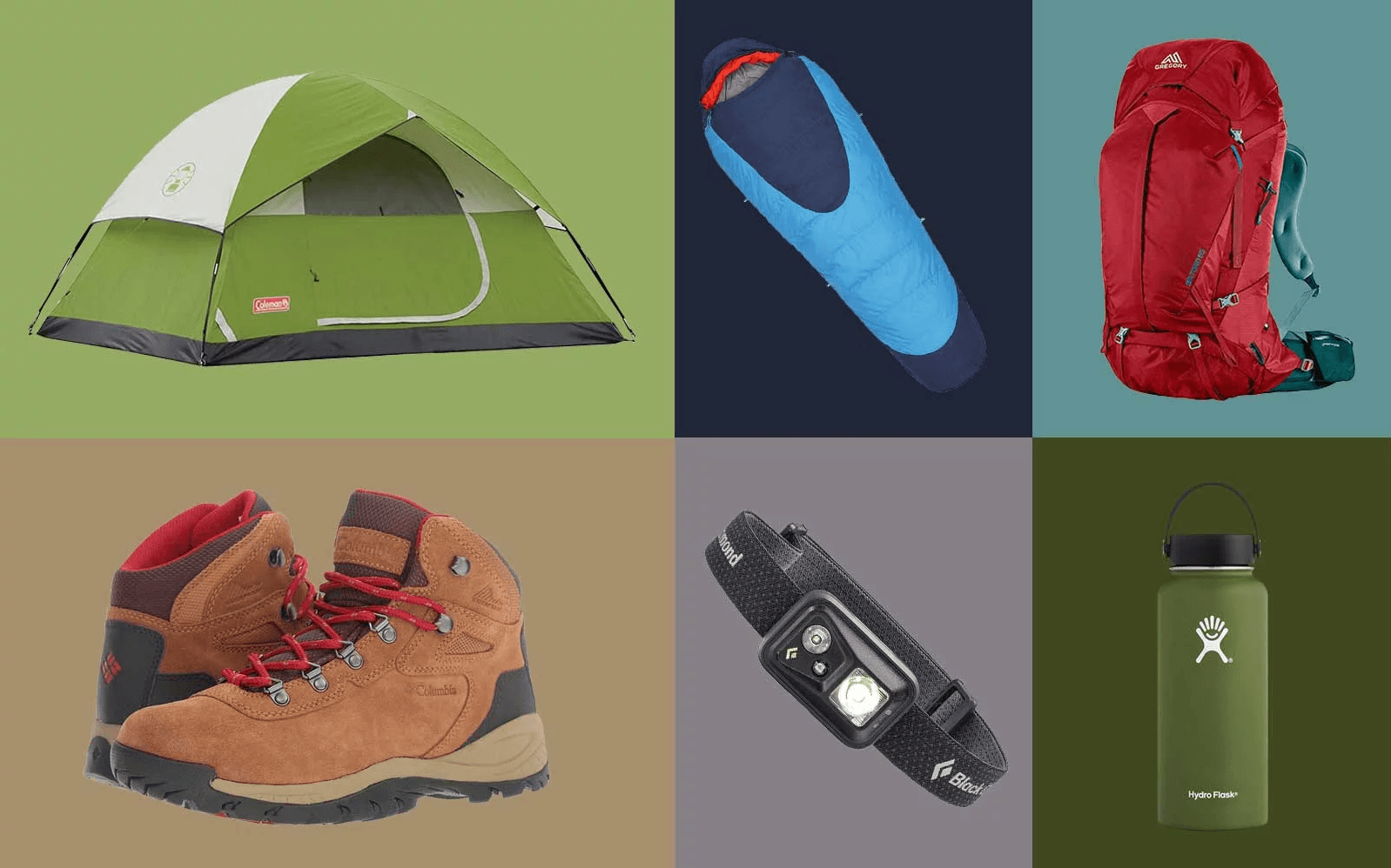 Travel Leisure best camping hiking gear on amazon
