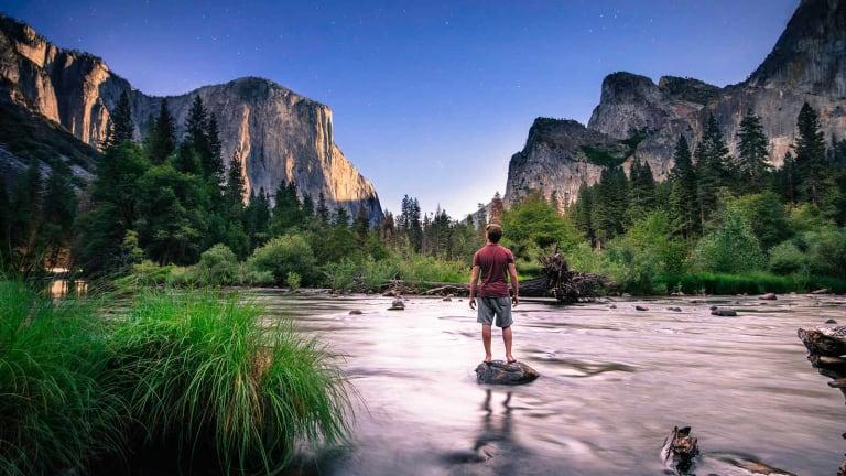 What to pack Yosemite yo-merced-hiker_unsplashgregpaulmiller_1600