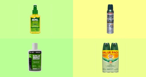 $ Best Bug Sprays for Kids & Adules: Repel, Coleman, Sawyer, OFF