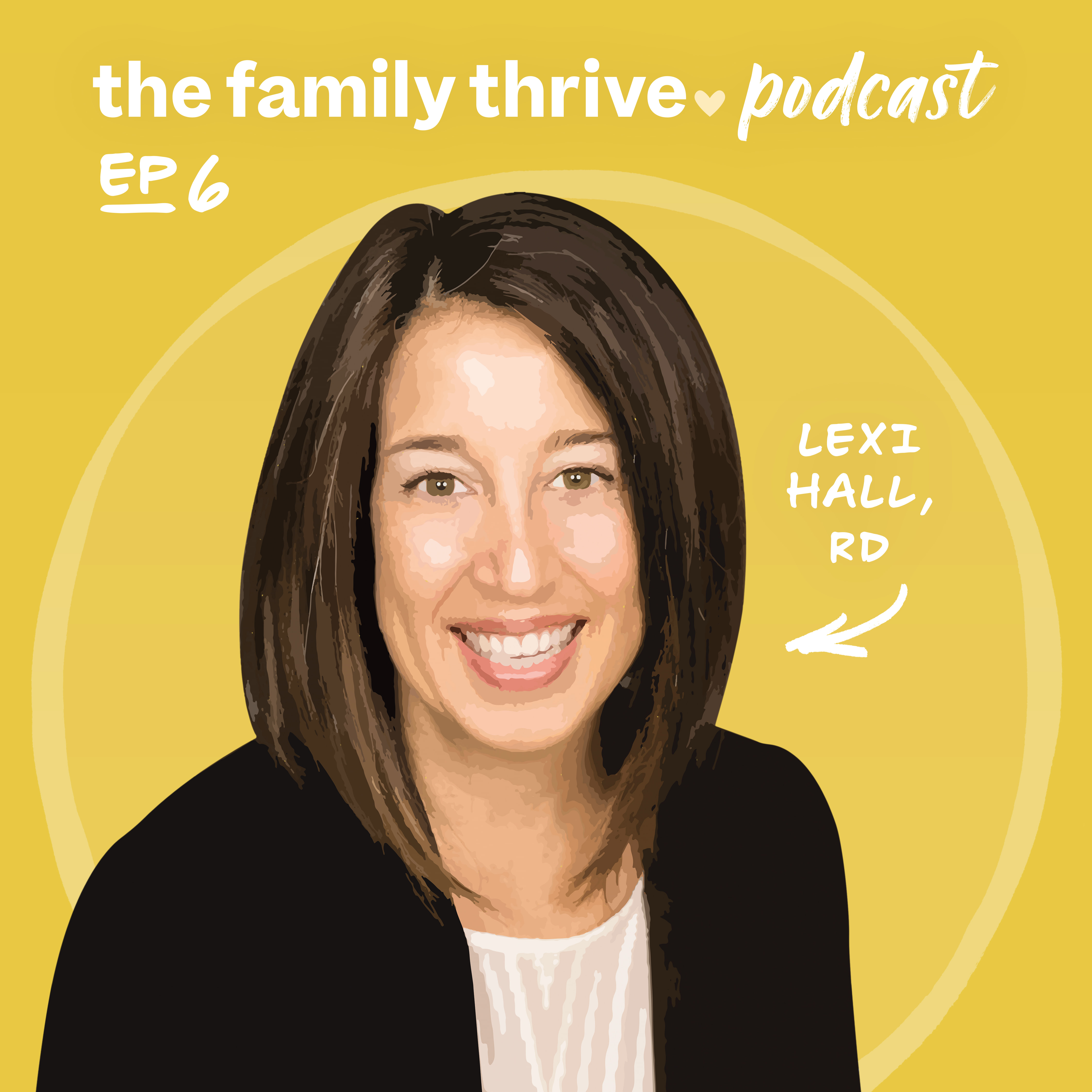 Podcast Ep. 6: How We Can Use Food as Medicine With Lexi Hall, RDN