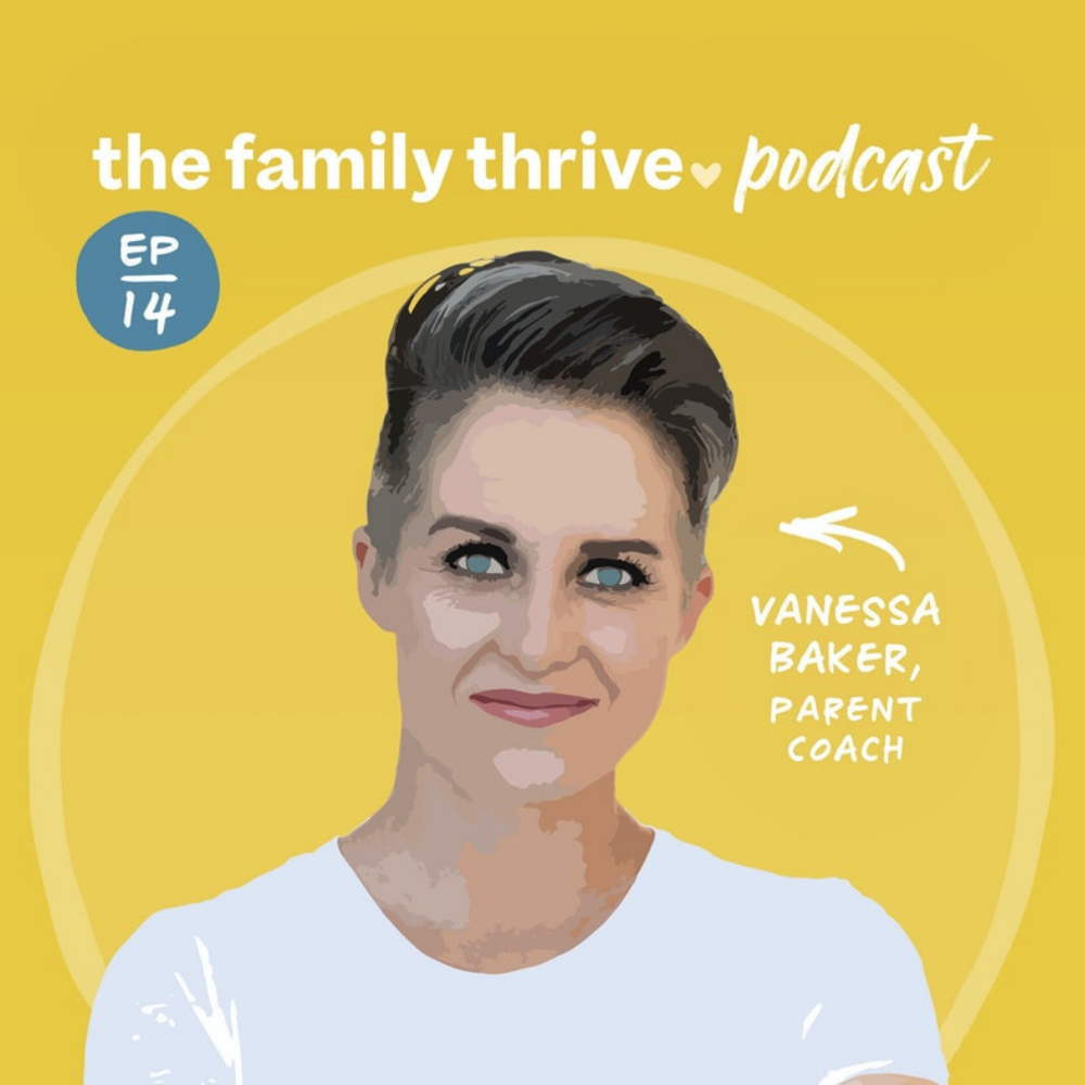 Podcast Ep. 14: Destroying Myths Around Parenting Teenagers With Vanessa Baker, Parent Coach