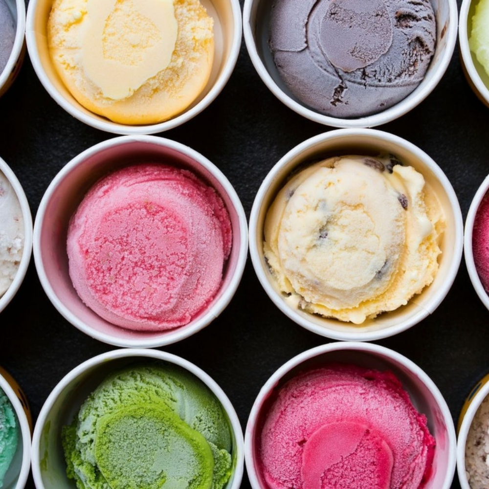 Give This a Try: Low-Sugar Ice Cream