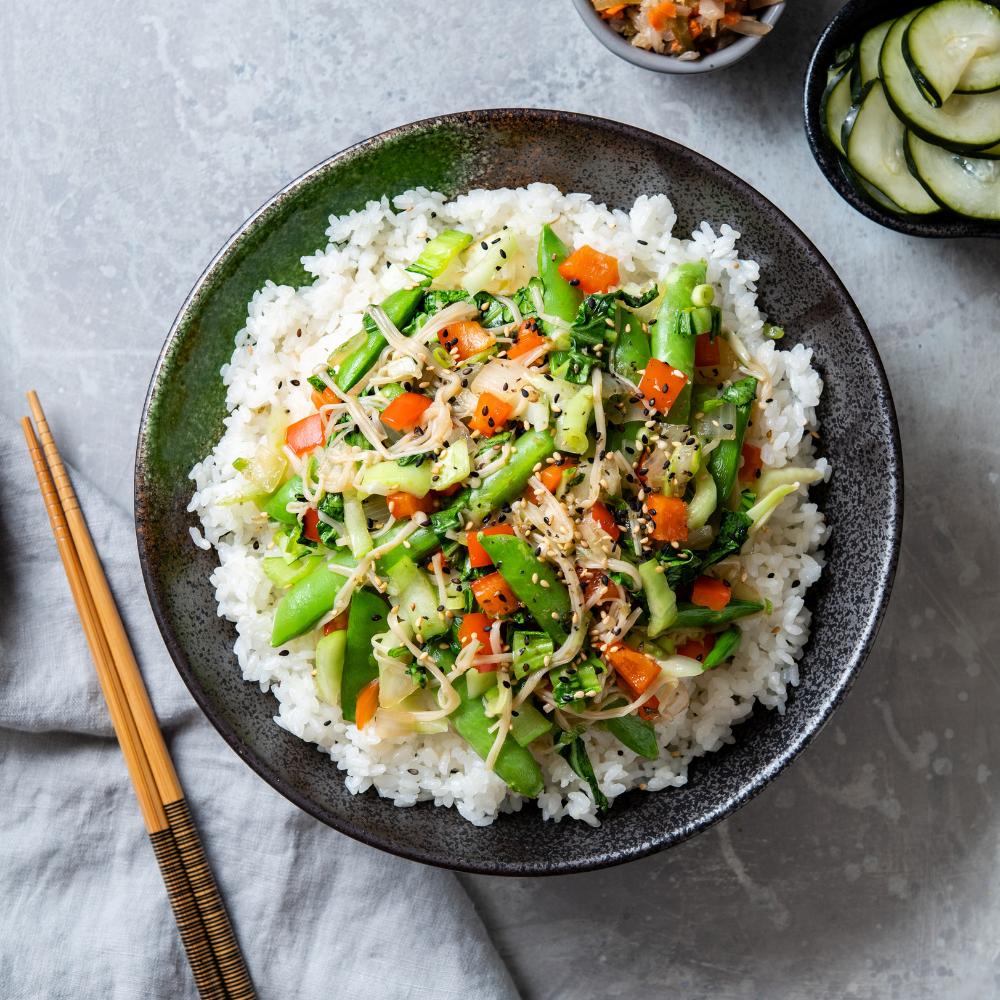 Remix: Chef Cathy's Korean Rice Bowl