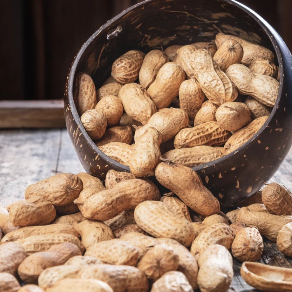 New Research: Peanuts Are Better for Us Than White Rice