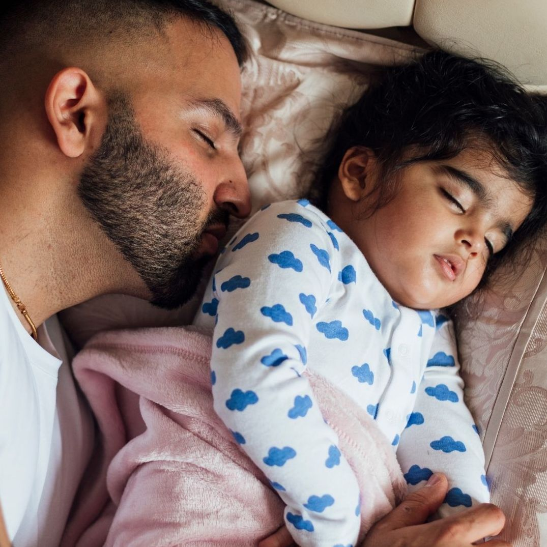 Give This a Try: Power Napping for Parents