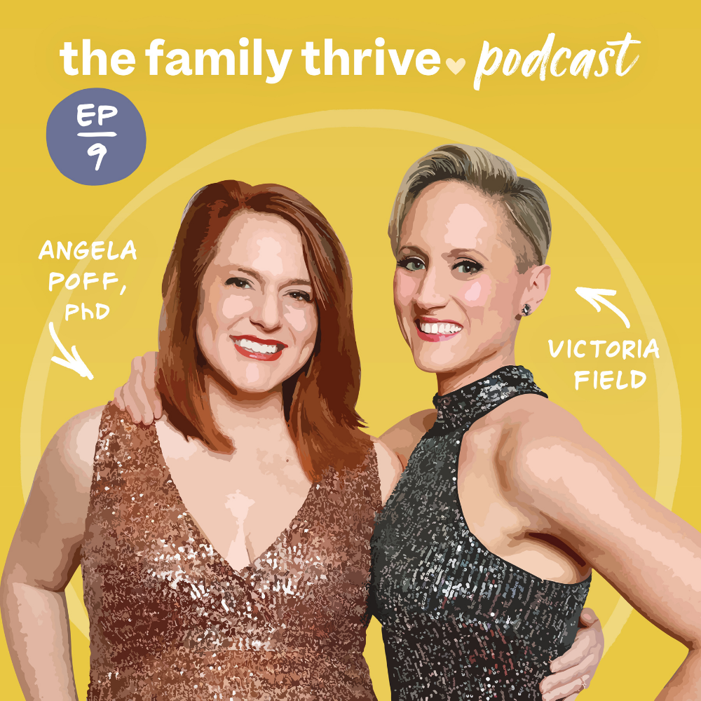 Podcast Ep. 9:  What Parents Need to Know About Metabolic Health With Angela Poff, PhD, and Victoria Field